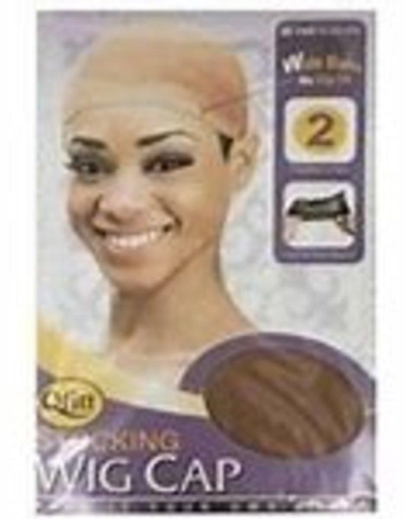 Stocking Wig Cap Auburn