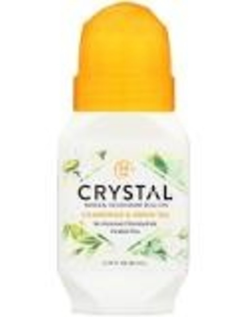 Crystal Deodorant Chamomile/green tea