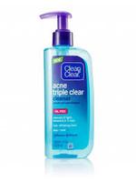 Clean & Clear Acne Triple Pump Free