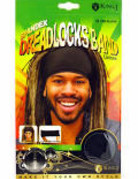 M&M Headgear Spandex Dreadlocks Band