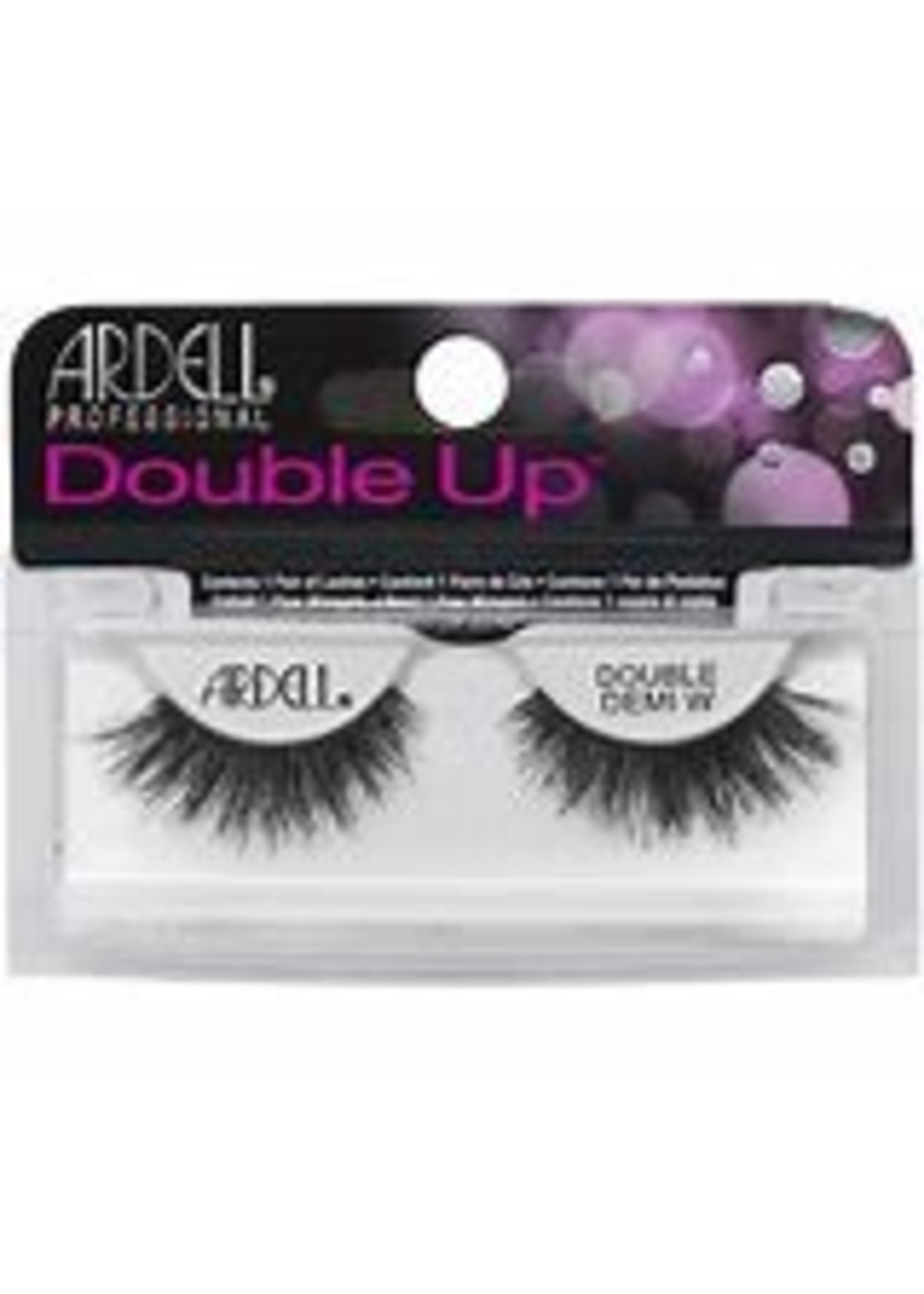 Double Up Lashes Ardell Demi Wispies