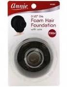 Annie Foam Foundation Donut