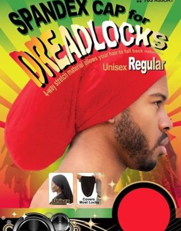 Spandex Dreadlocks - Regular