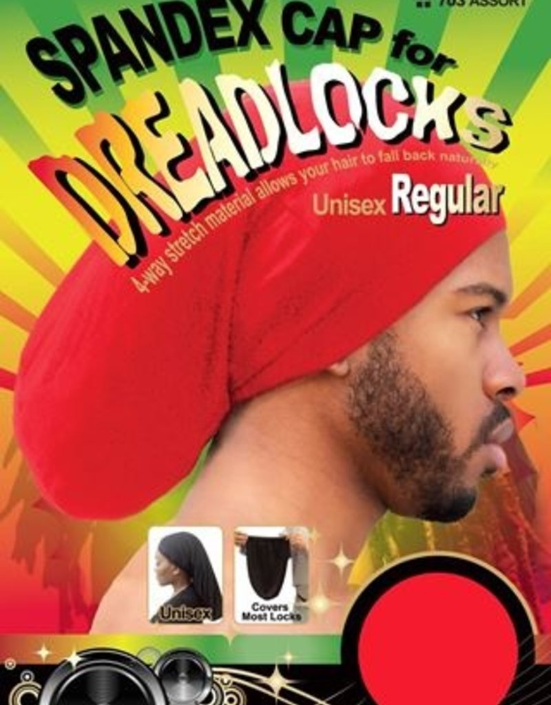 Spandex Dreadlocks - Regular