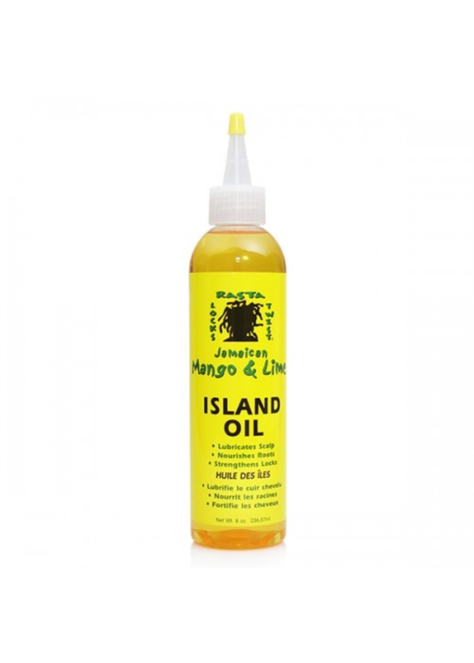 Jam Mango Lime Island Oil