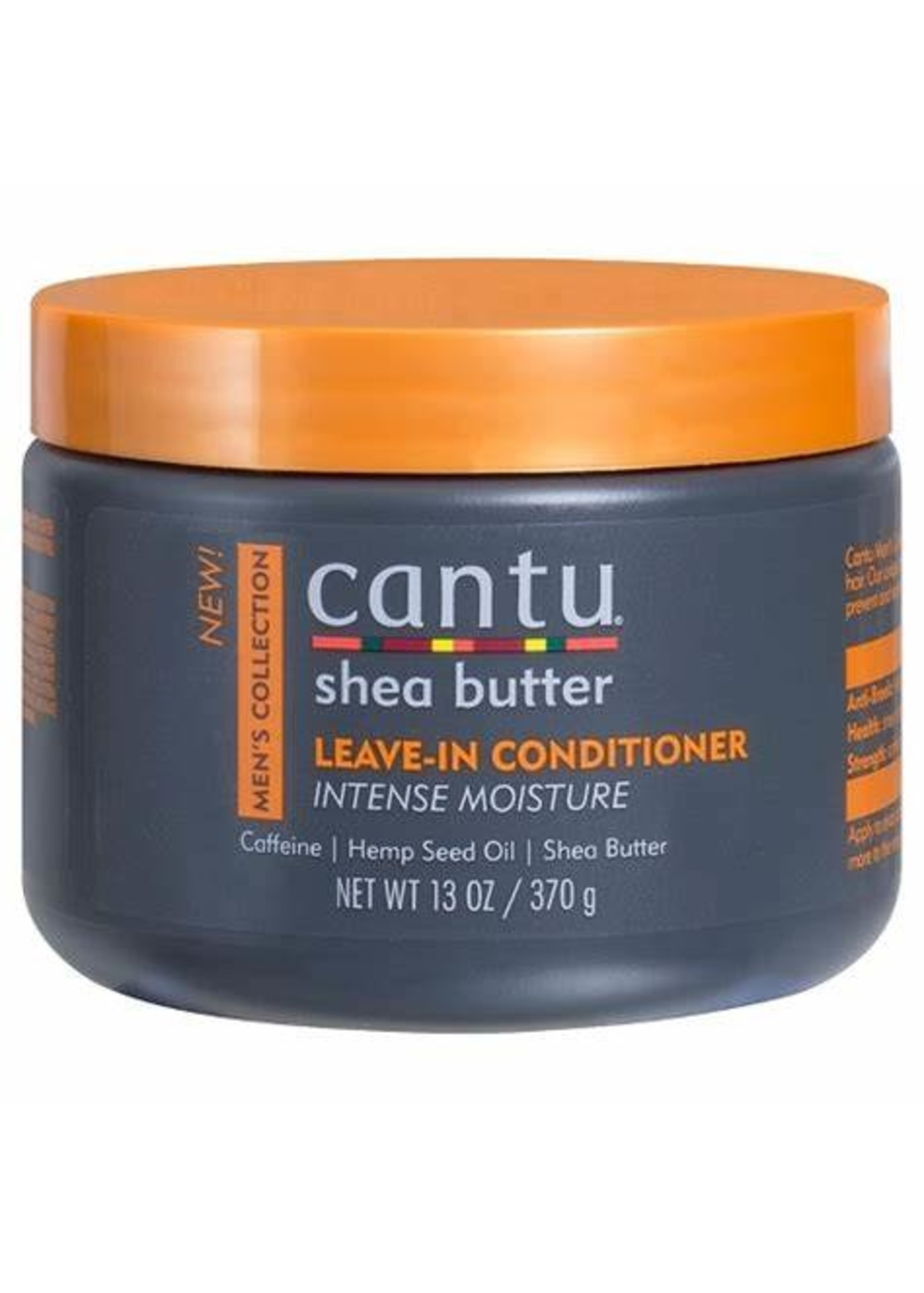 Cantu S/B Mens Leave In Conditioner