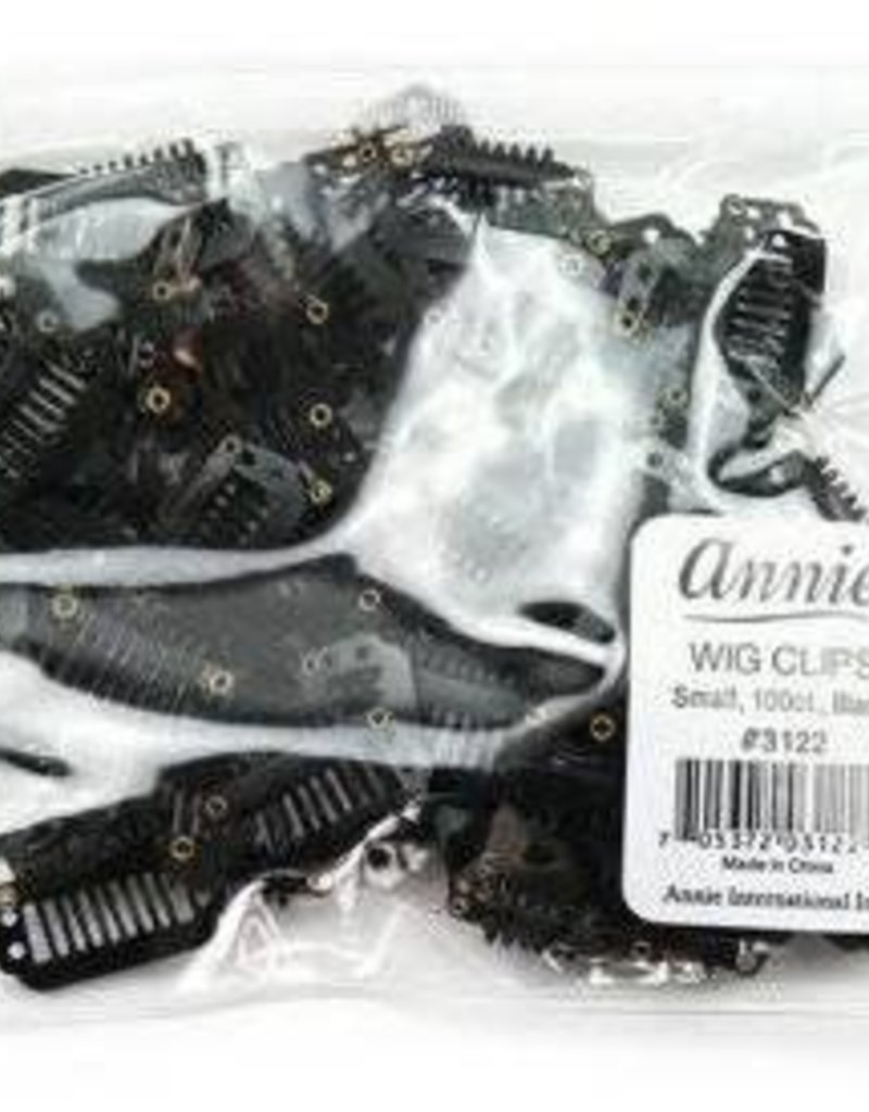 Annie Wig Clips Small