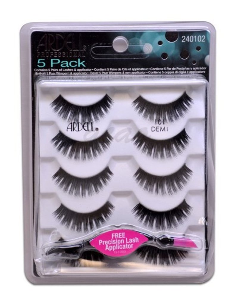 Ardell Lashes 5 pairs-Demi 101