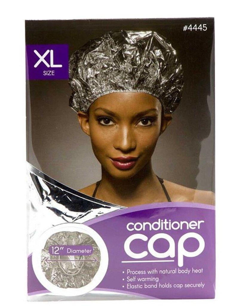 Silver Conditioning Cap