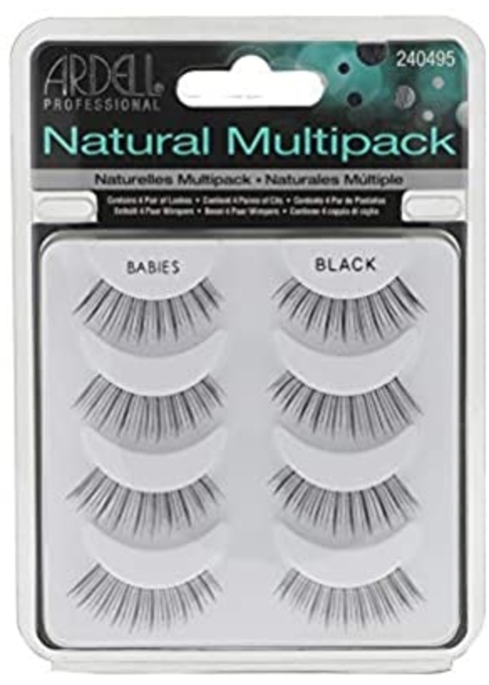 Ardell Lashes Babies Black