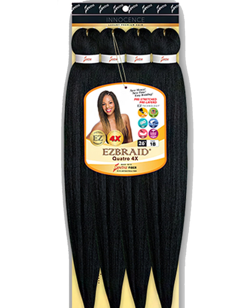 Innocence Luxury EZ Braid 4x