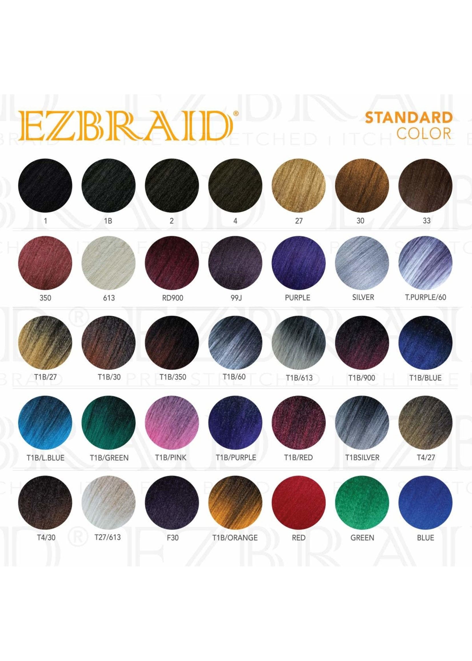 Innocence Luxury EZ Braid 4x