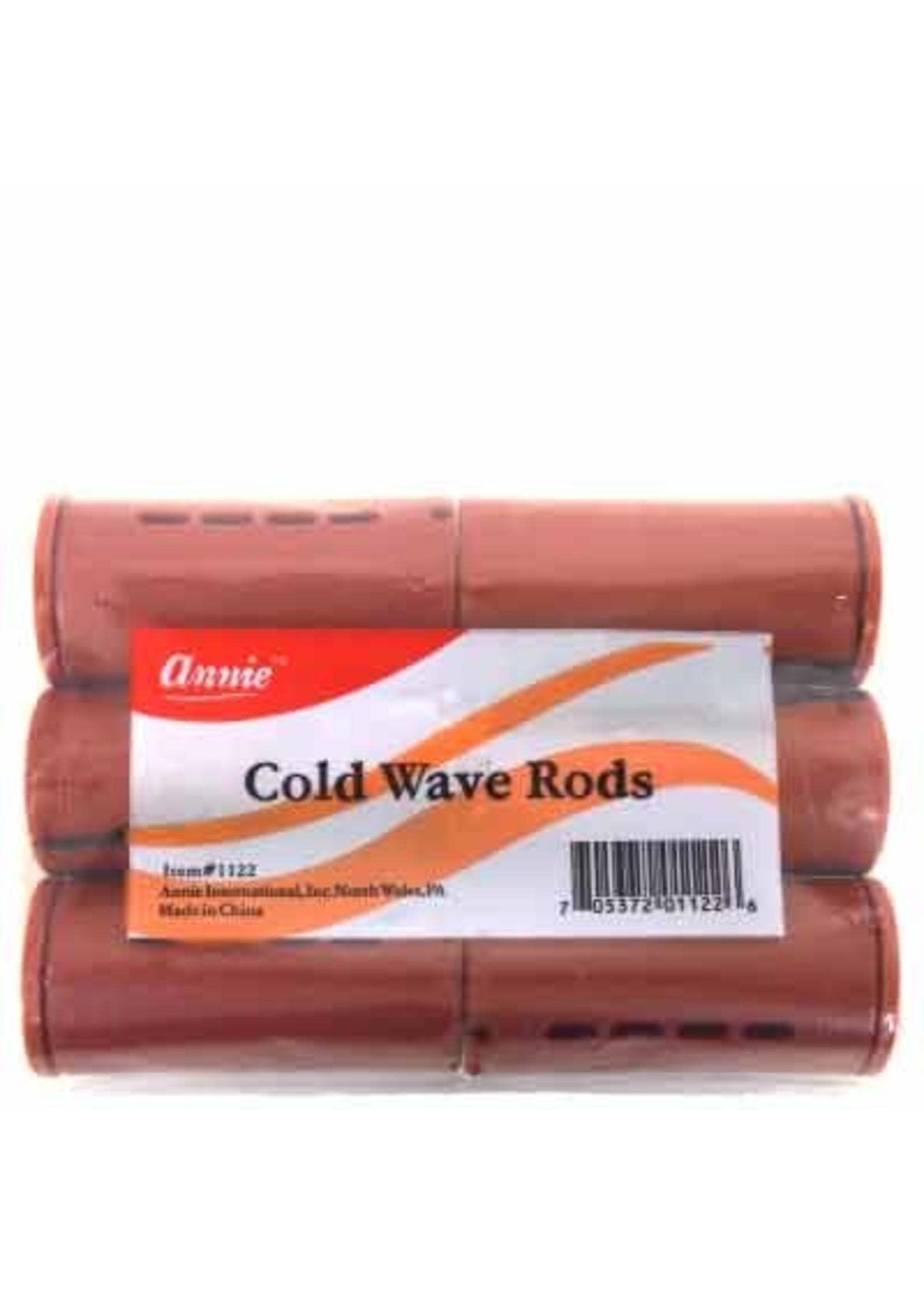 Annie Cold Wave Rod Brown