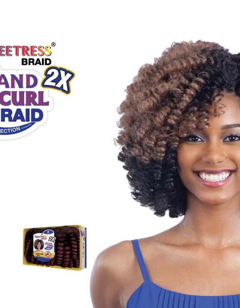 2x Weezy Curl