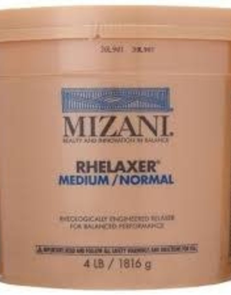 Mizani Rhelaxer Medium/ Normal 4lbs