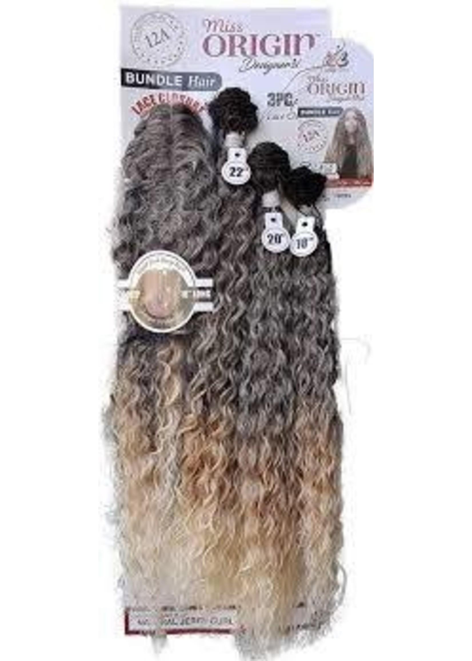 Bundle Natural Jerry Curl