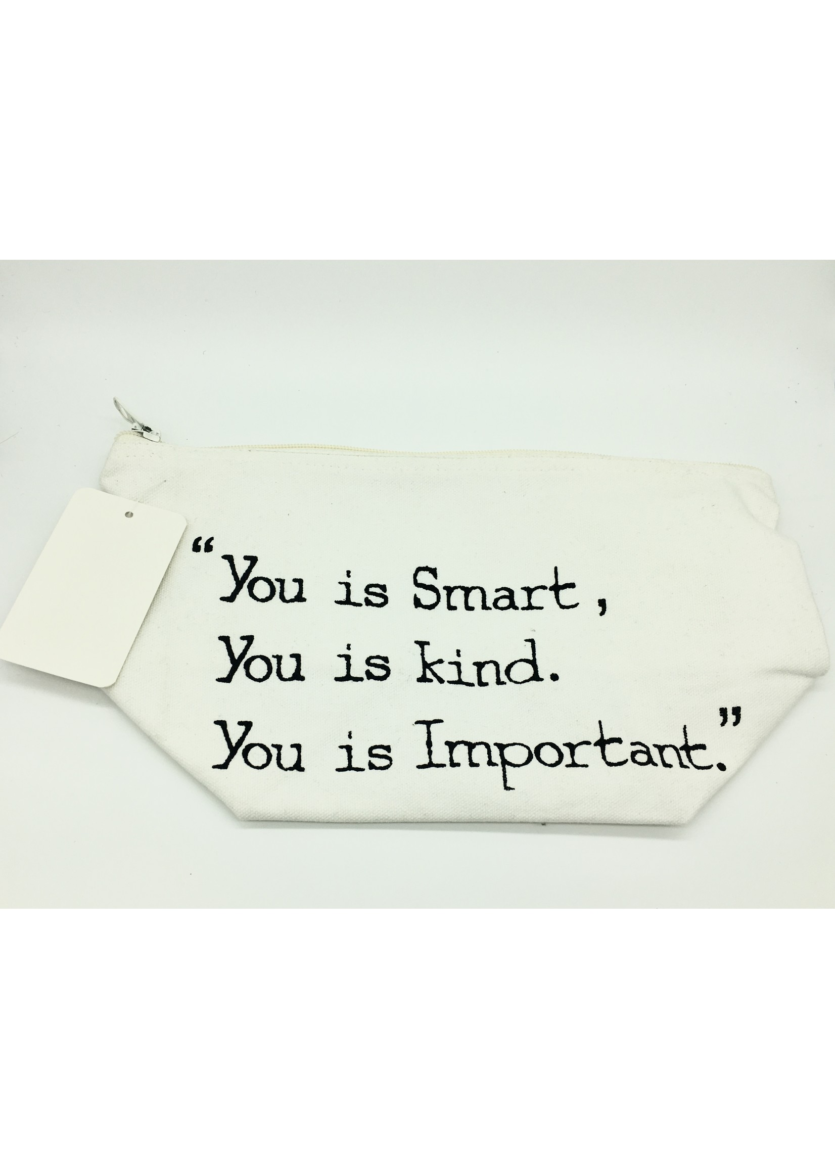 Cosmetic Bag You is Smart
