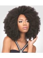 Braid Hair Afro Kinky Bulk 24""