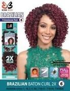 Bobbi Boss Brazilian Baton Curl 6 2x 1B