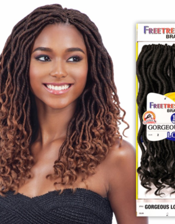 Freetress Gorgeous Locs 12""