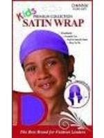 Kid's Satin Wrap Assort.