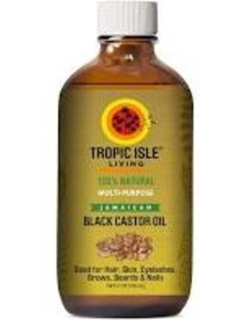Tropical Isle Black Castor Oil