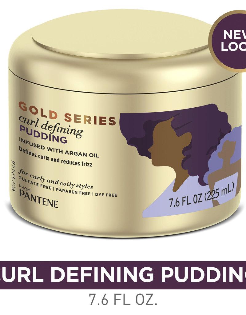 Pantene Gold Series Curl Defining Pudding 7.6oz
