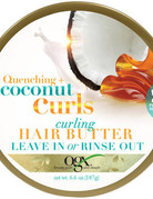 OGX Quenching Coconut Curls Curling Hair Butter 6.6oz