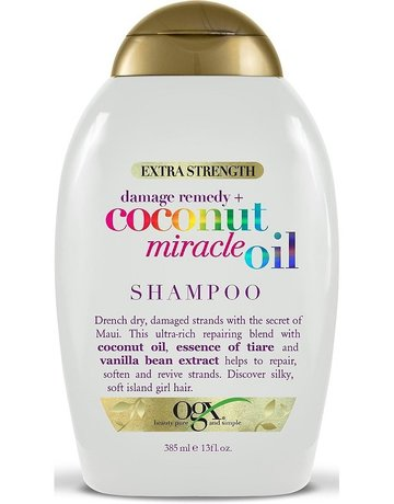 OGX Extra Strength Coconut Miracle Oil Shampoo