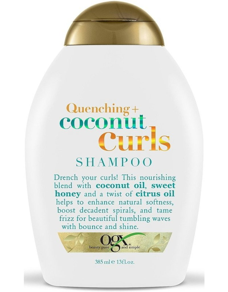 OGX Quenching Coconut Curls Shampoo