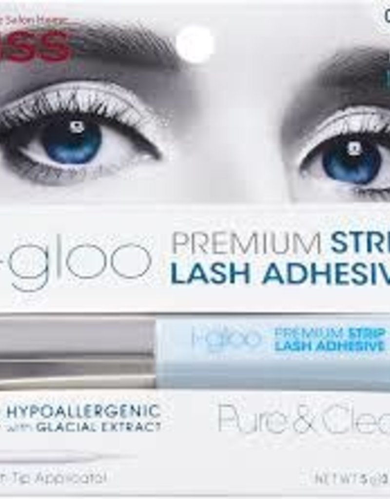 Kiss I-Gloo Premium Strip Lash Adhesive Clear