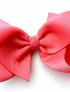"Hana 8"" Hair Bow with Alligator Clip"