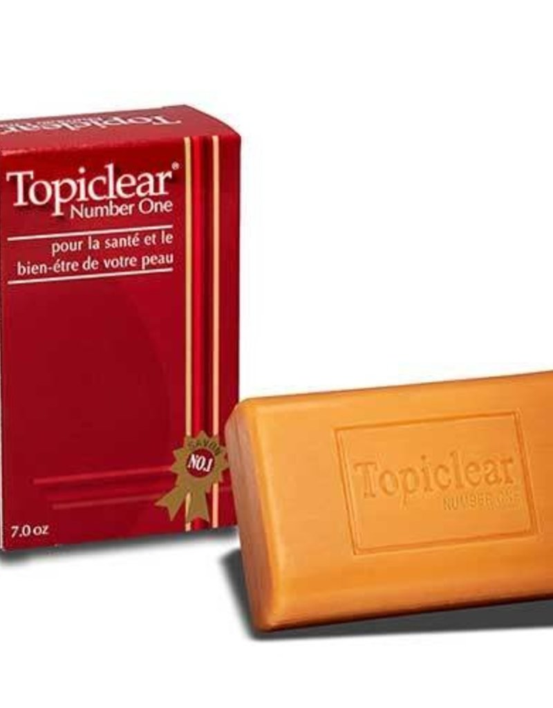 TopiClear Lighting Exfoliating Soap