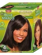 African Pride A/PRIDE OLIVE MIRACLE RELXR TOUCH-UP