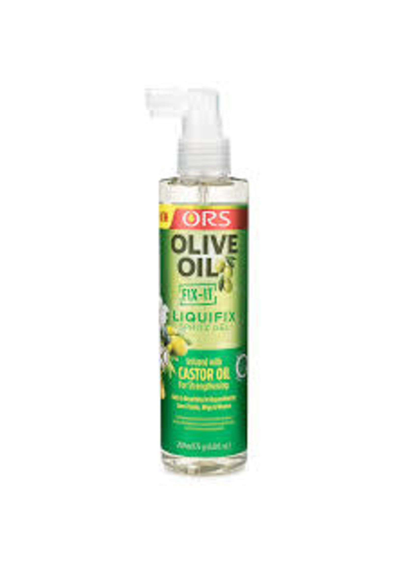 ORS OLIVE OIL FIX IT LIQUIFIX SPRITZ GEL SPRAY