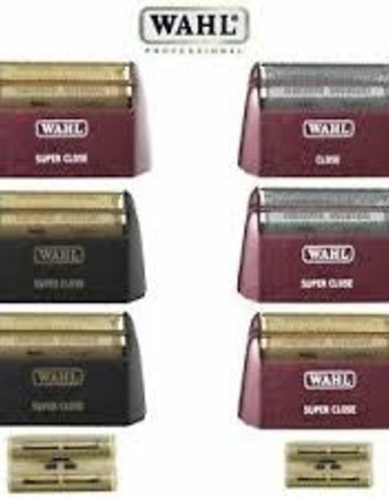 WAHL 5 STAR SHAVER BUMP FREE [FOIL ONLY-Gold