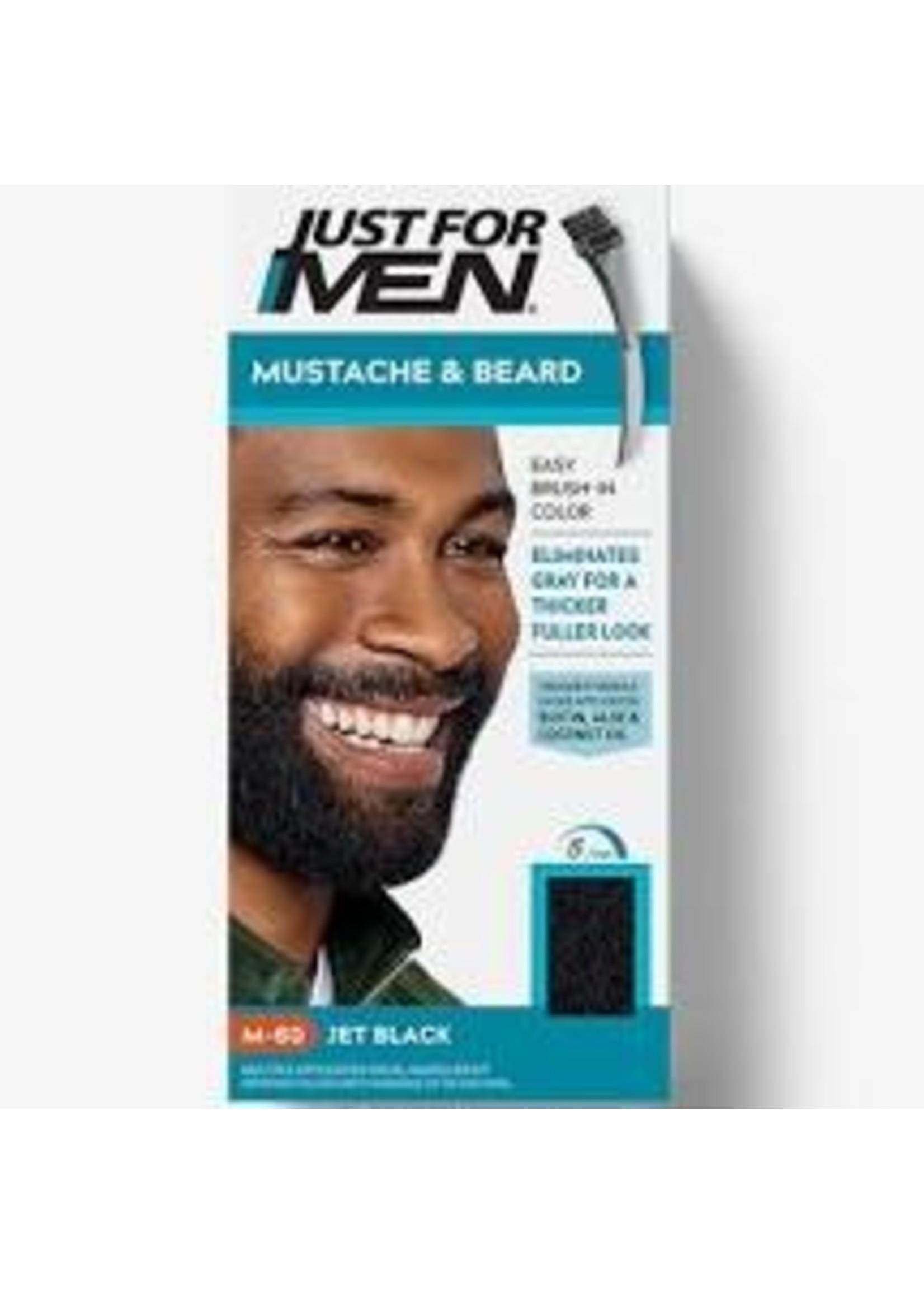 Just For Men Mustache & Beard Jet Black