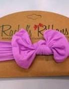 Knotted Bow Headband