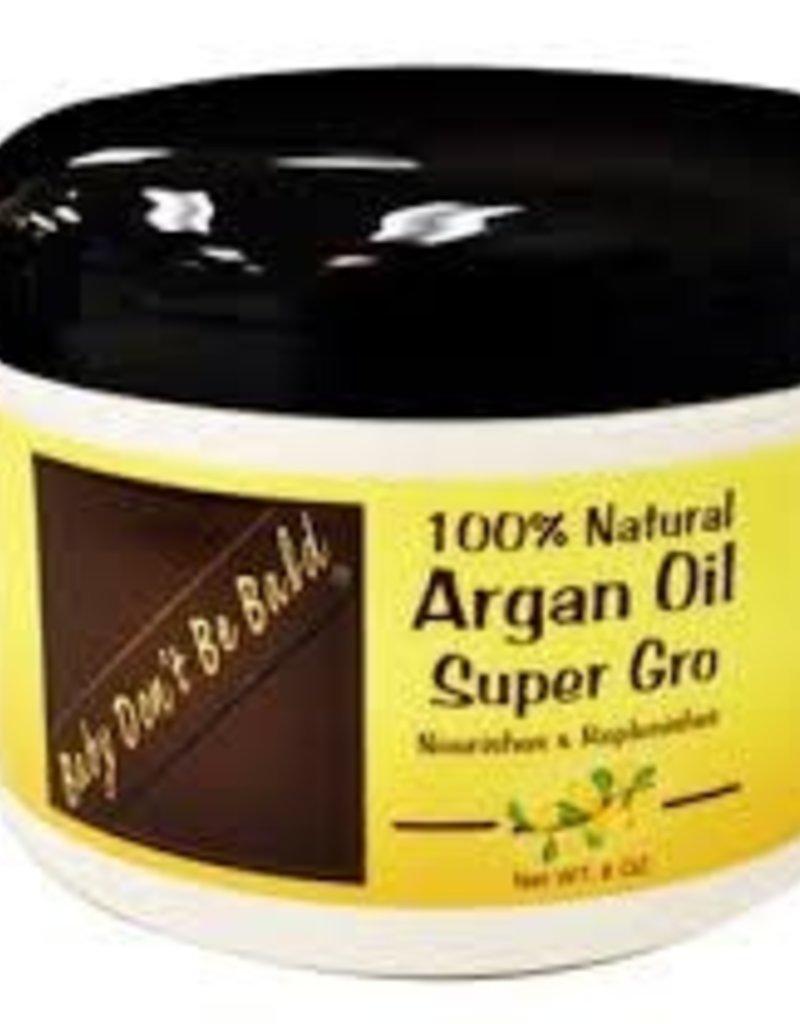 Baby Dont be Bald Argan Oil - Super Gro