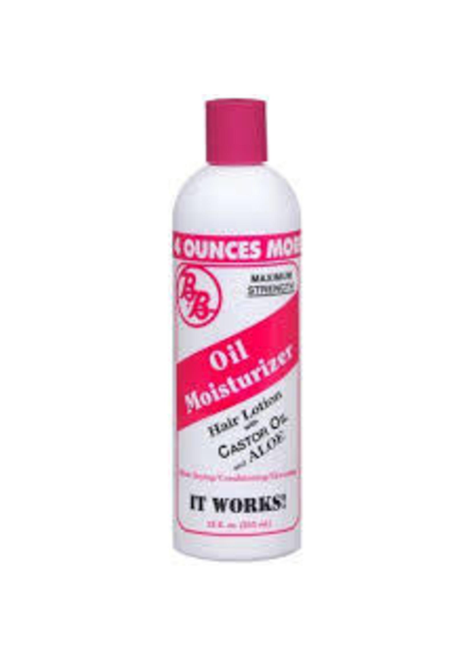 BB Oil Moisturizer Hair & Lotion w/Castor Oil