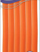 "ANNIE ROLLERS SOFT-TWIST 10""-ORANGE 5/8"""