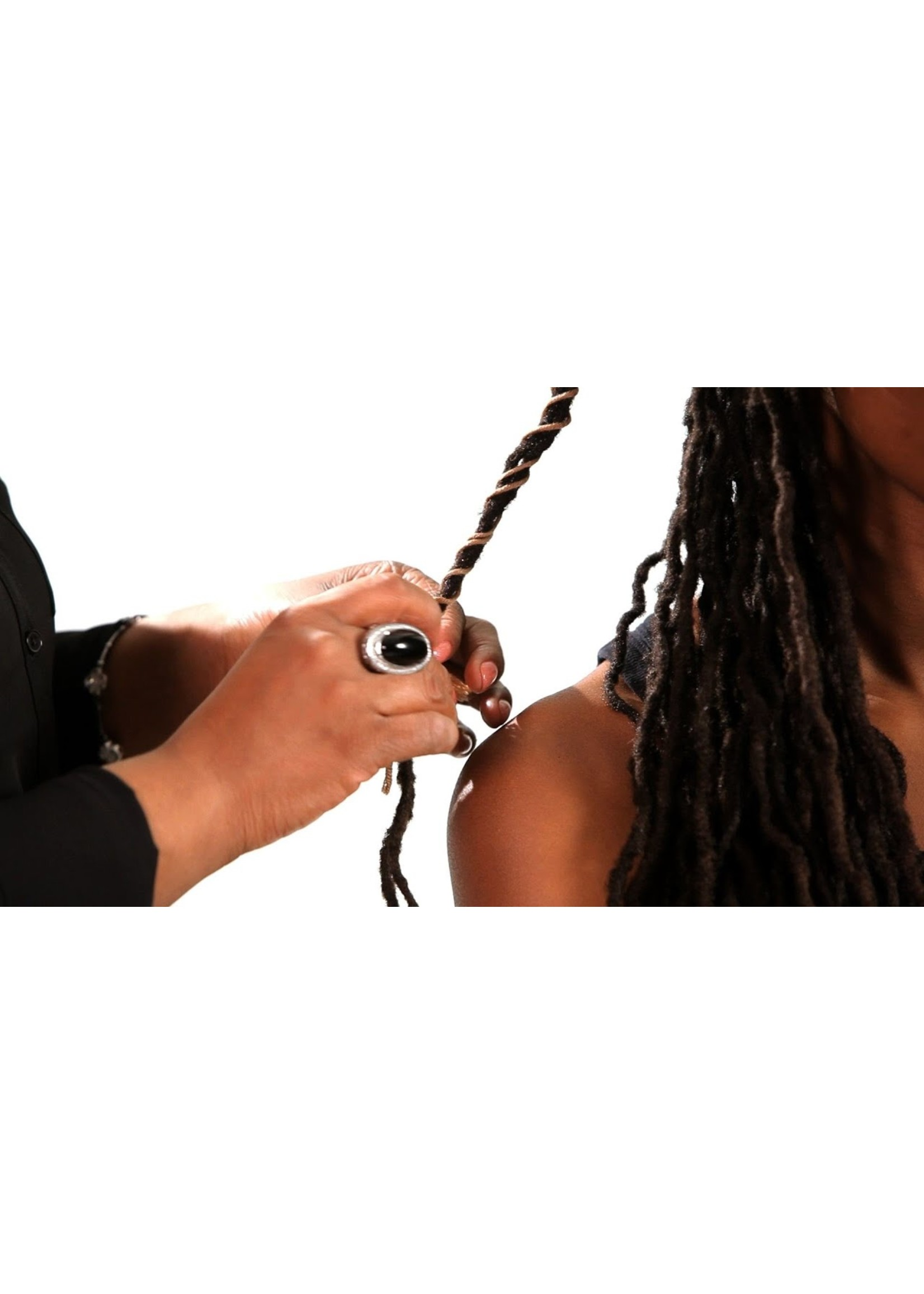 DIY Braiding Hair Wraps