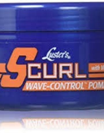 Luster's S Curl Wave Control Pomade