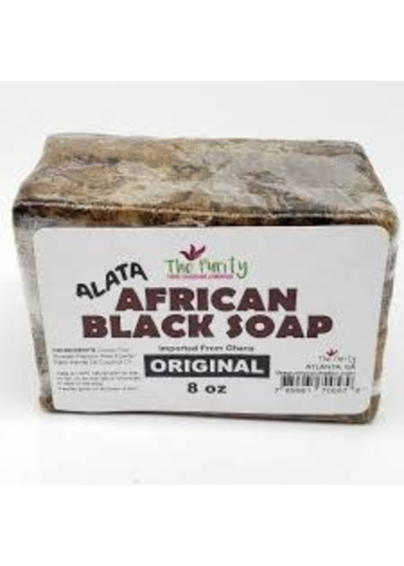 Black Soap Original