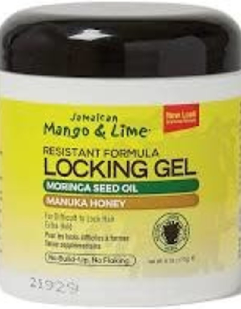 Jam Mang Lime Lock Gel 6oz