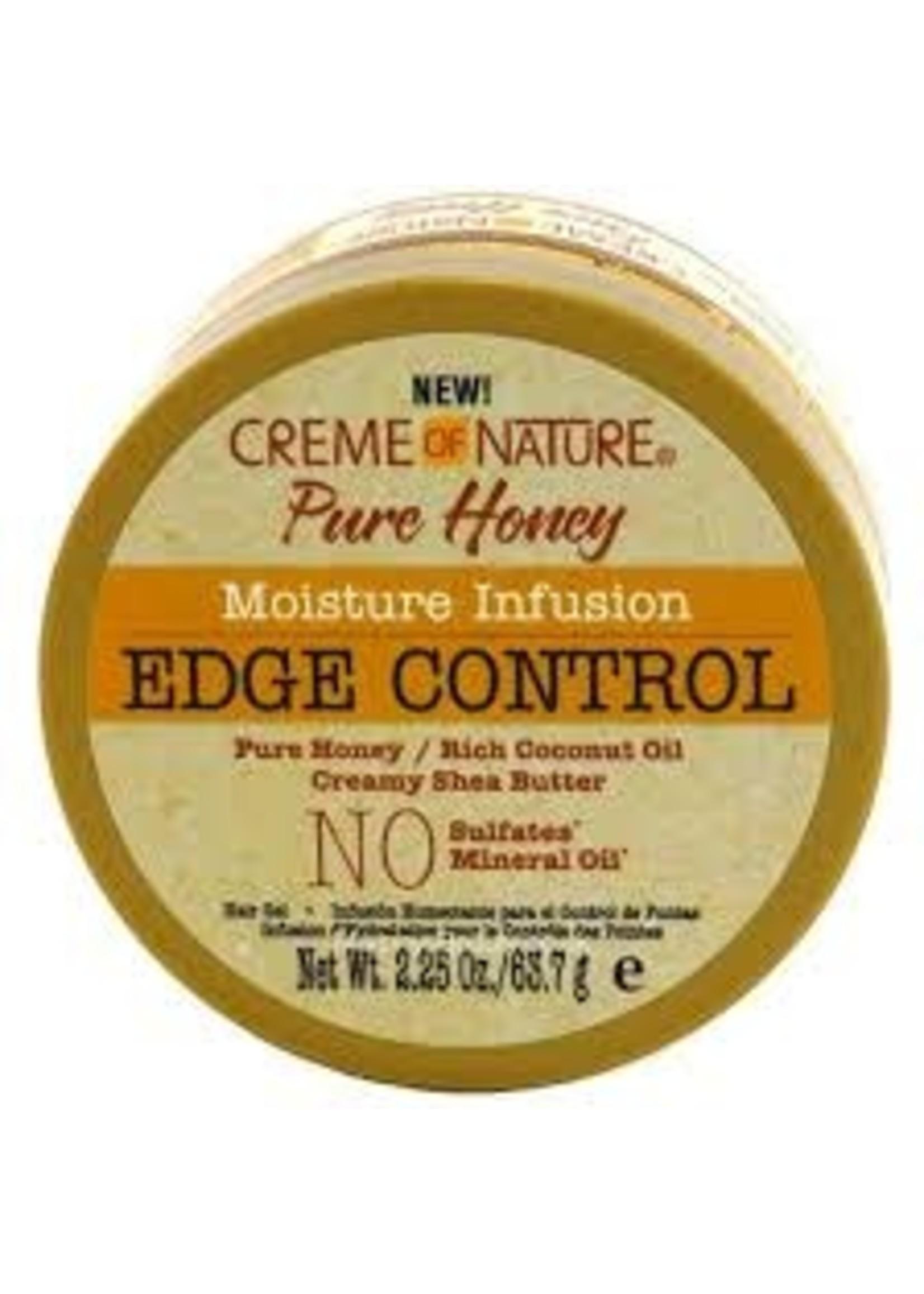 Cream of Nature Pure Honey Edge Control