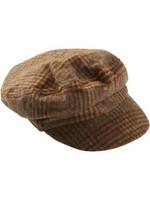 Plaid Cap