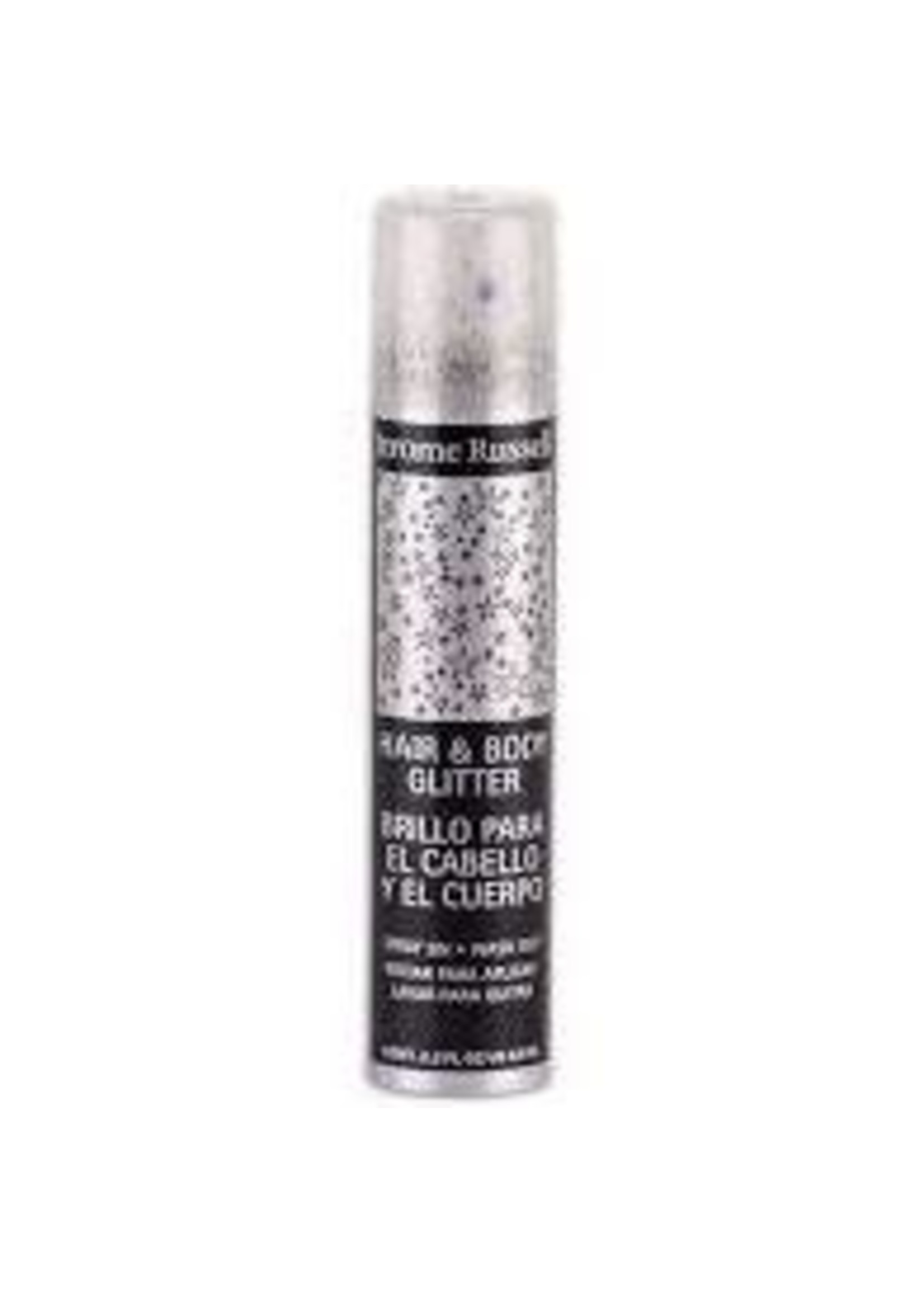 Jerome Russell Hair & Body Glitter Silver