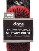 Diane Military Wave Brush-Red
