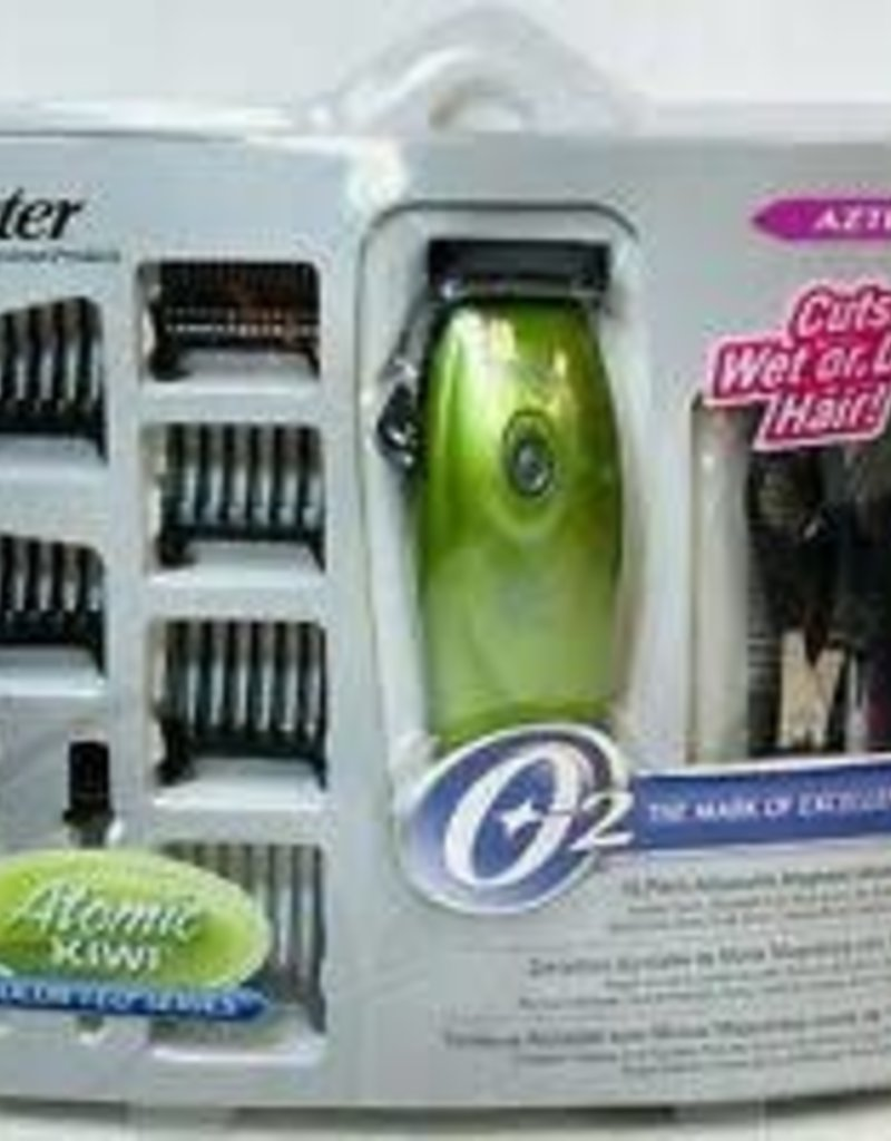 OSTER CLIPPER AZTEQ [O2] 15PCS ADJUSTABLE-ATOMIC